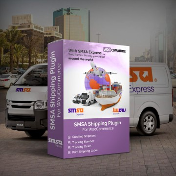 SMSA Shipping For WooCommerce