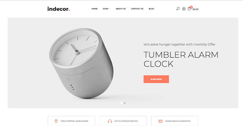 indecor theme