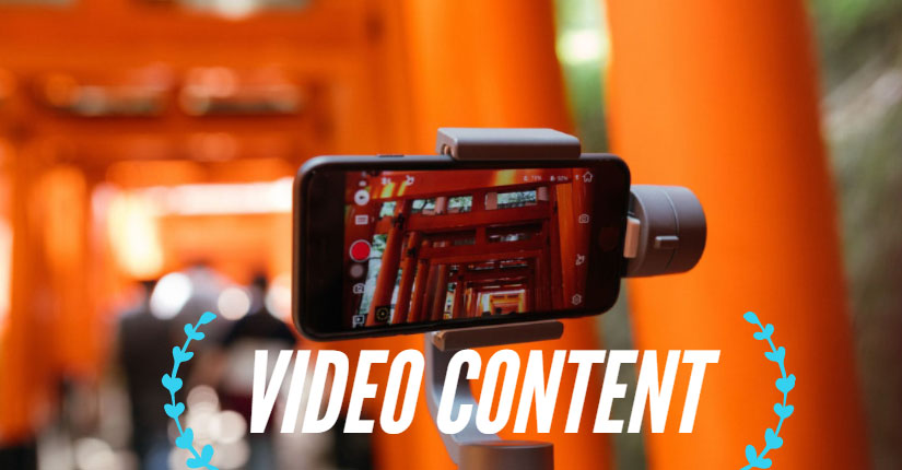 use video content